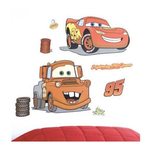 Fali matrica Maxi Disney/Pixar Cars 8db-os