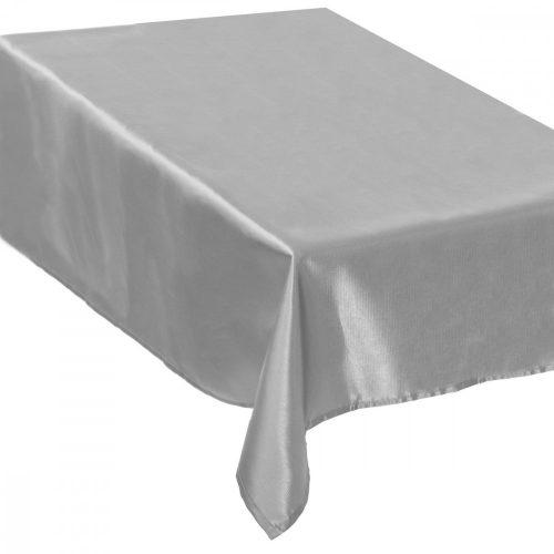 Terítő Satin ezüst 140*240cm
