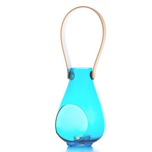 Lámpás közepes kék
