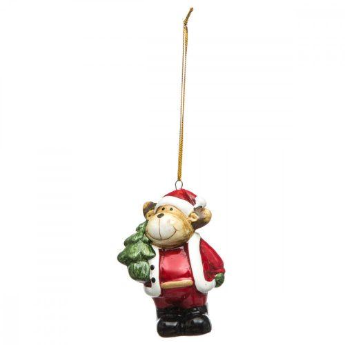 Függődísz karácsonyi rénszarvas