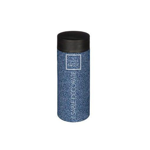 Dekorhomok 750g sötét kék