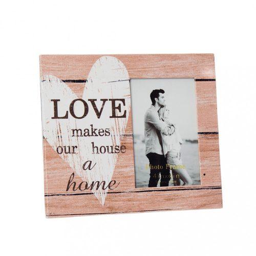 Képkeret Cardboard Love