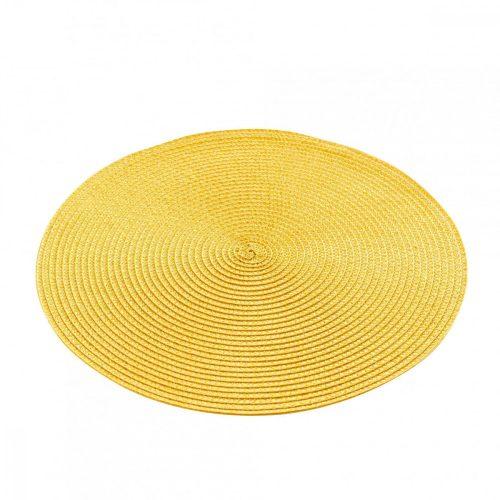 Alátét Zebulon sárga