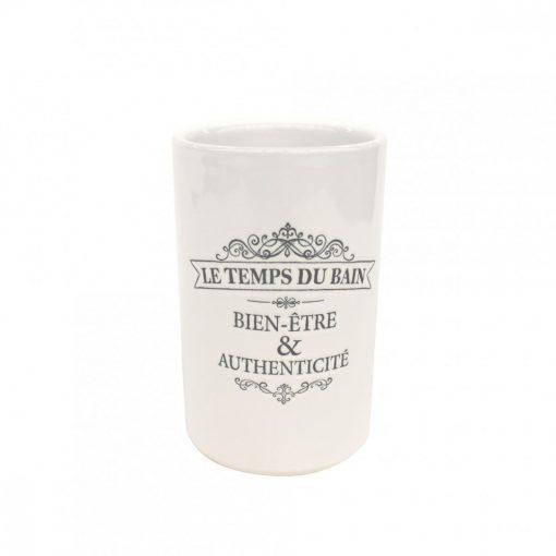 Fürdőszobai pohár Vintage