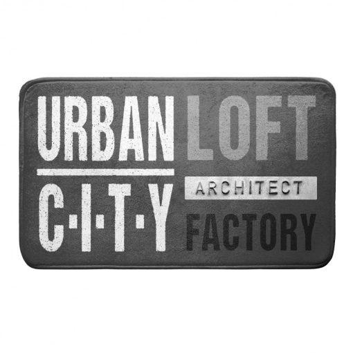 Fürdőszobaszőnyeg Urban loft