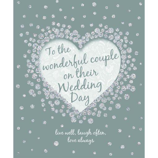 Kísérőkártya Everyday wedding