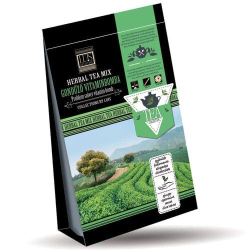 Gondűző vitaminbomba herbál tea