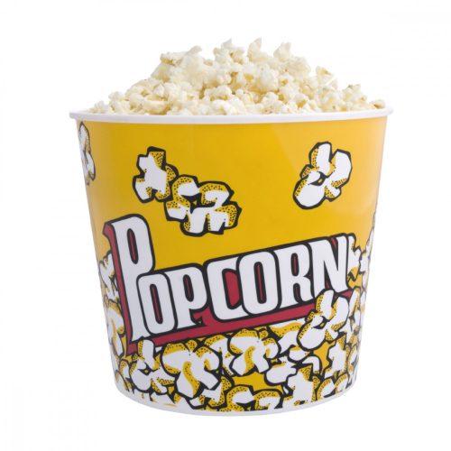 Popcorn kínáló 2,8l