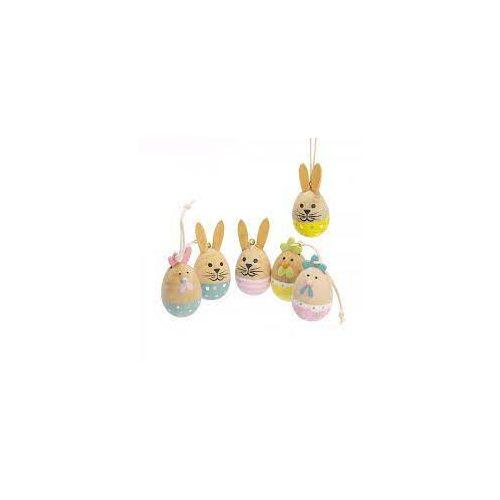 Fa húsvéti tojás dekoráció