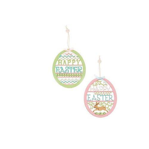 Lézervágott húsvéti dekoráció