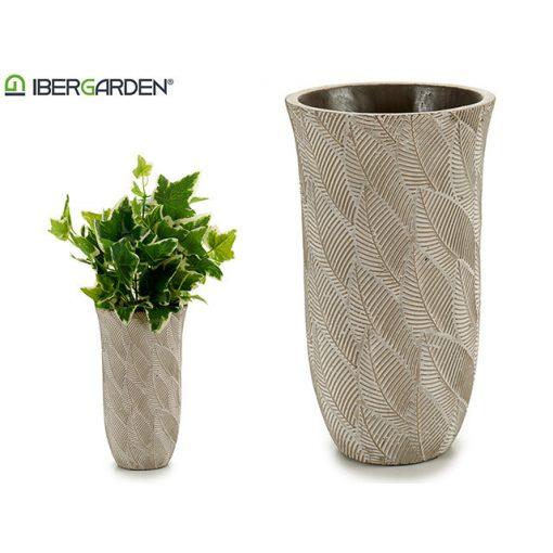 Váza Stone leaves