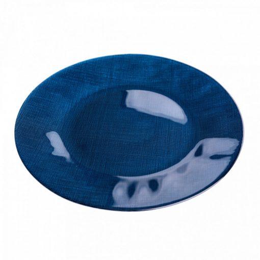 Sis kínáló tányér óceán kék
