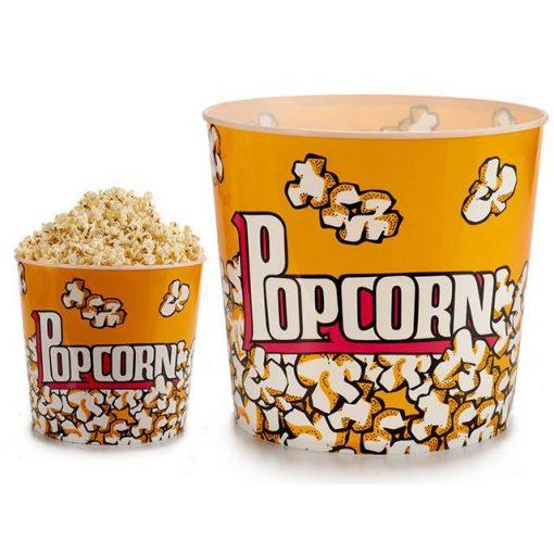 Popcorn kínáló