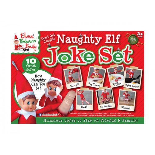 Elf manó nagy vicces doboza