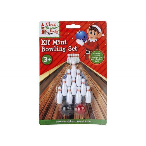 Elf manó bowling szettje