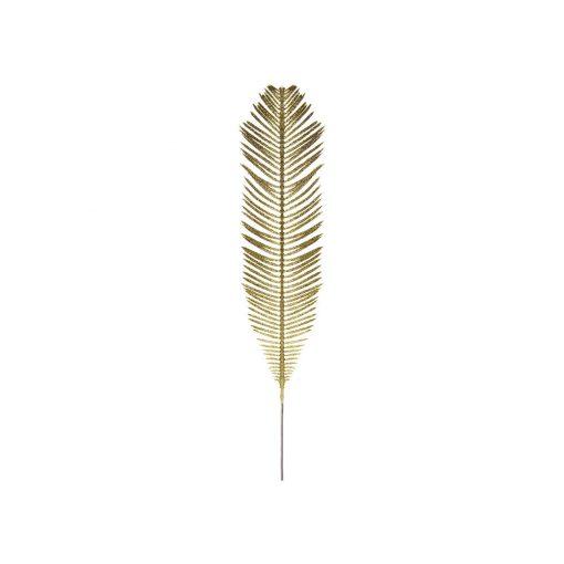 58cm-es toll formájú dekorág arany