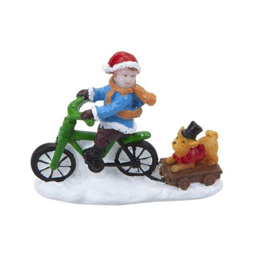 Magical dekoráció gyermek biciklin