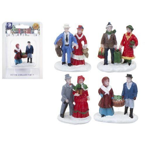 Magical dekoráció karácsonyi pár