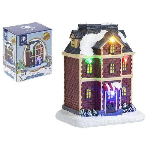 Magical világító városháza