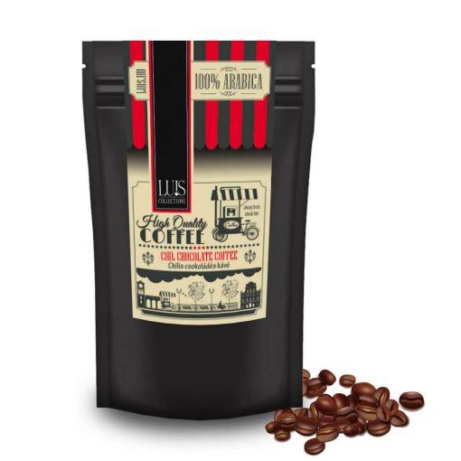 Chilis Csoki szemes kávé