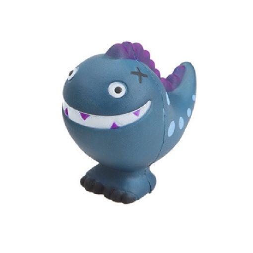 Crazy Monsters stresszoldó kék-lila