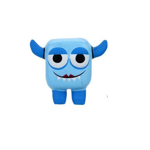 Crazy Monsters stresszoldó vilagos kék