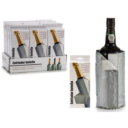 Bor-/pezsgőhűtő tépőzáras