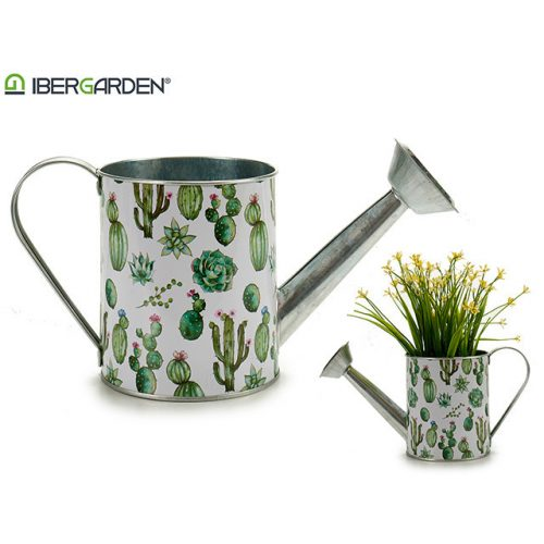 Fém kanna Kaktusz