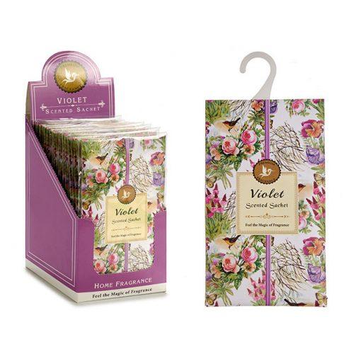 Felakasztható aroma zsák Viola