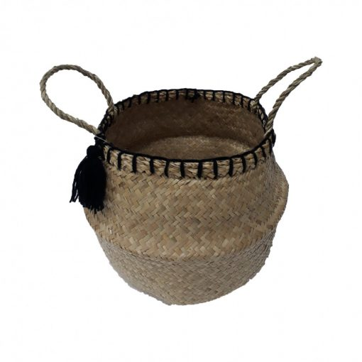 Természetes kaspó Pompom 35cm