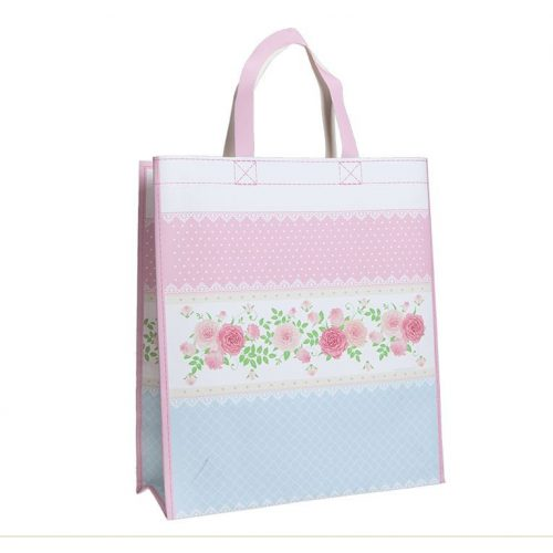 Táska Floral shopping