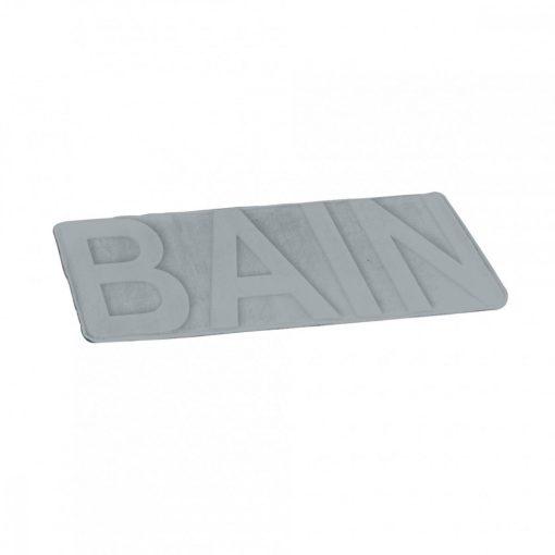 Fürdőszobaszőnyeg Bain szürke