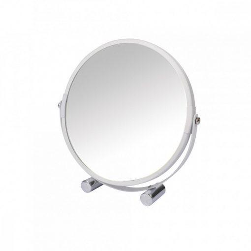 Duplaoldalú tükör fehér