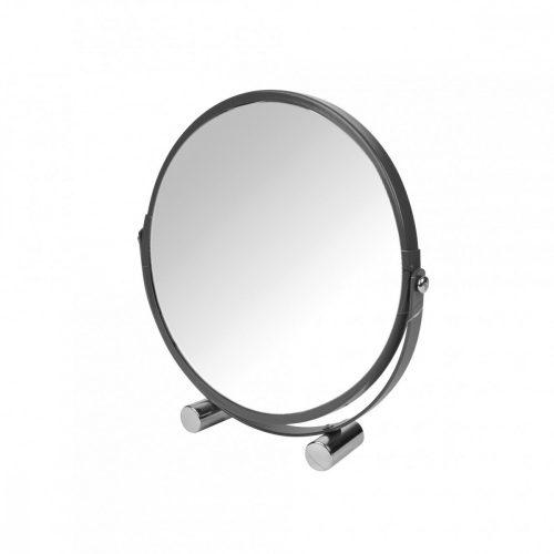 Duplaoldalú tükör szürke