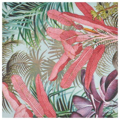 Szalvéta Tropical plants