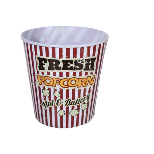 Műanyag Popcorn tál