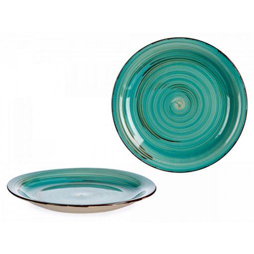 Lapos tányér Plato türkiz
