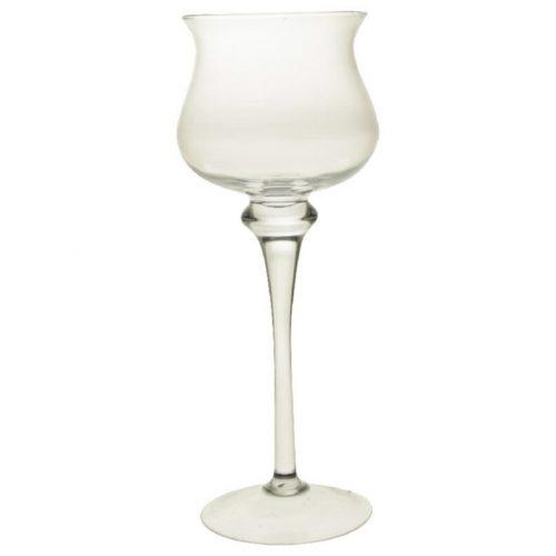 Üveg váza Aladin 75cm