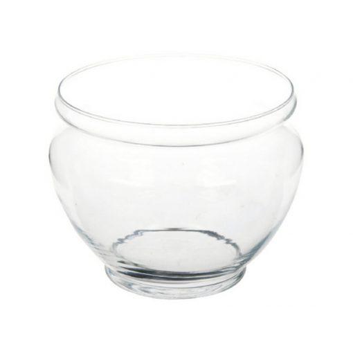 Üveg váza Rody 21,5cm