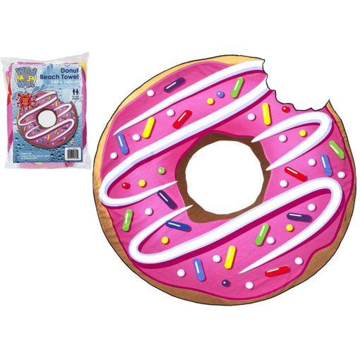 Óriás strandtörölköző Donut 140cm