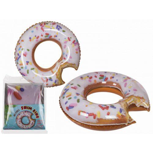 Úszógumi Donut fehér
