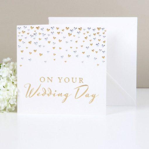 Ajándékkártya On your wedding day