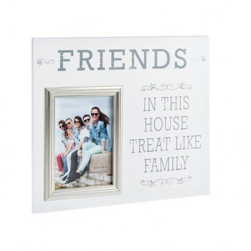 Képkeret BW Friends 10*15cm