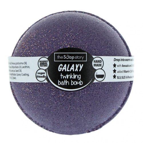 Nagy fürdőbomba Galaxy Twinkling