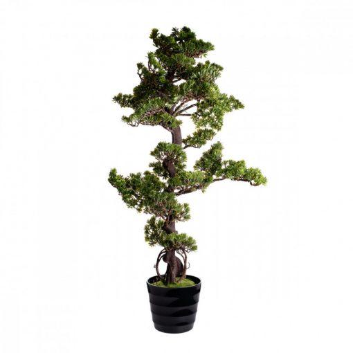 Eucalyptus bonsai dekoráció 130cm