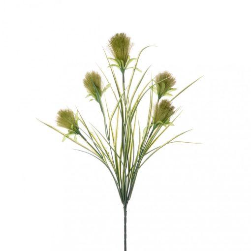 Pehelyfű szálas zöld 52cm