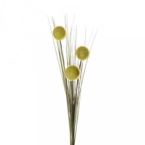 Pompom fű zöld