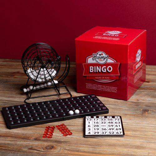 Klasszikus Bingo játékszett