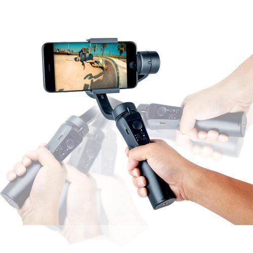 Smartphone stabilizáló