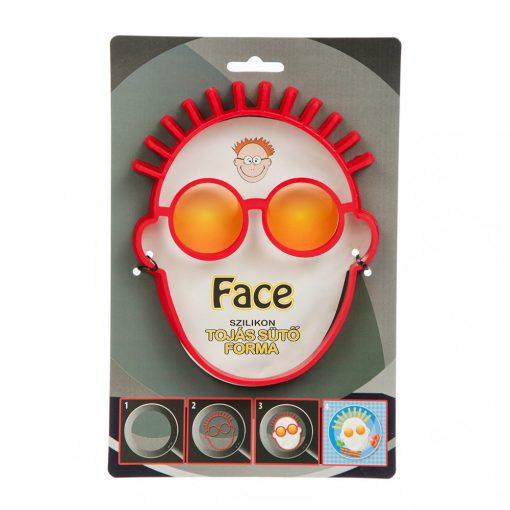 Tükörtojás sütő Funny face